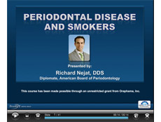 Periodontal Disease and Smokers